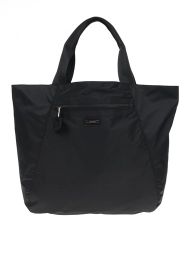 Cache The Bag Carmen1002(Insıde-Out)-Çift Taraflı Çanta Siyah
